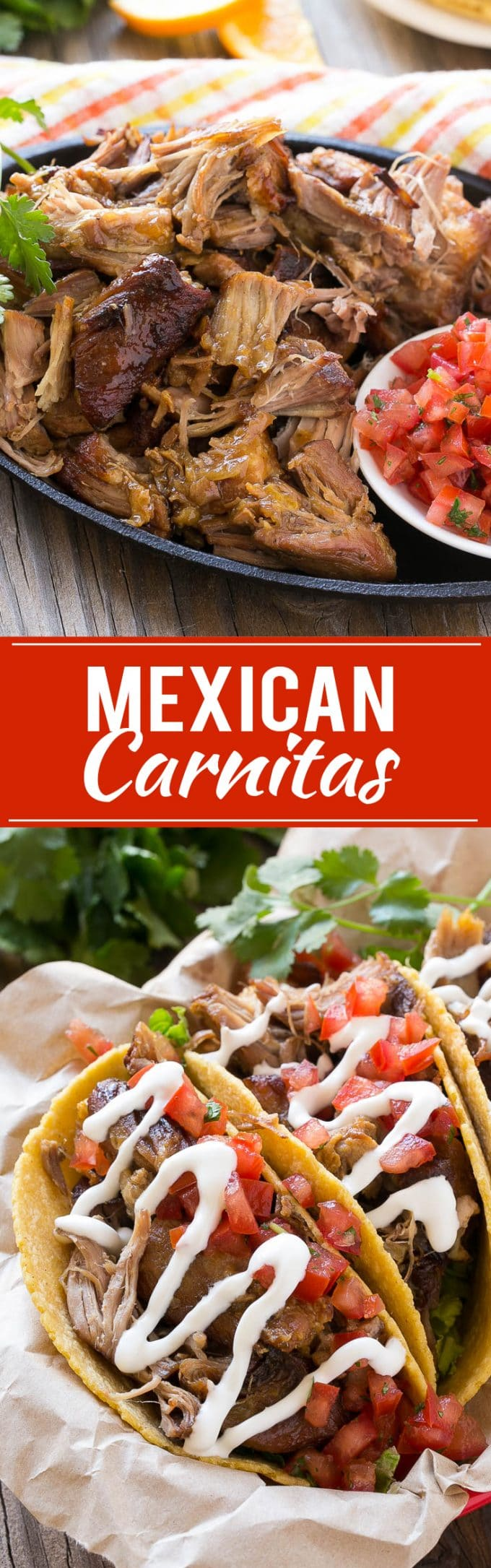 Mexican Pork Carnitas Recipe | Easy Pork Carnitas | Best Pork Carnitas