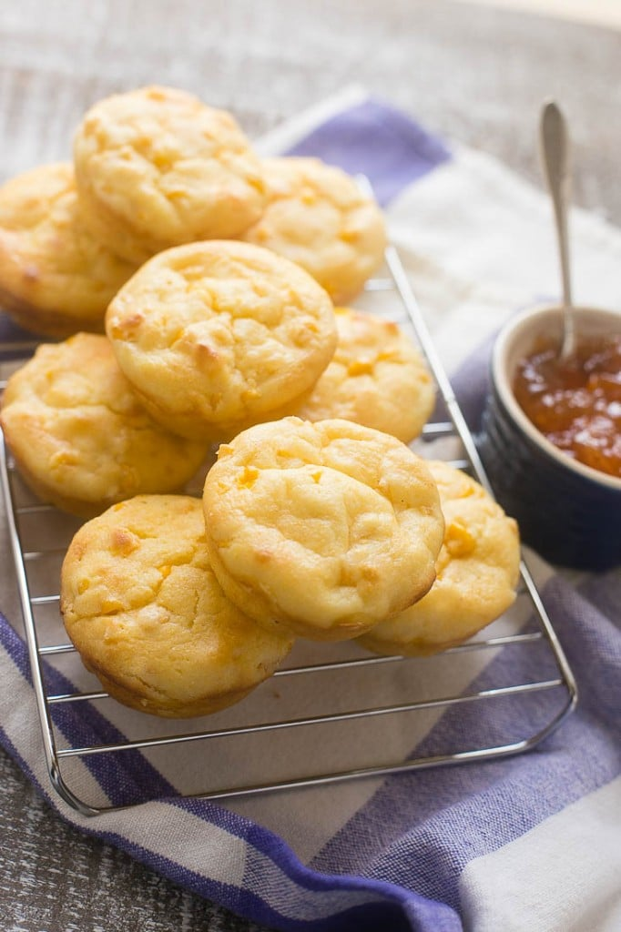 Cornbread Pudding Muffins – An Improved Cornbread