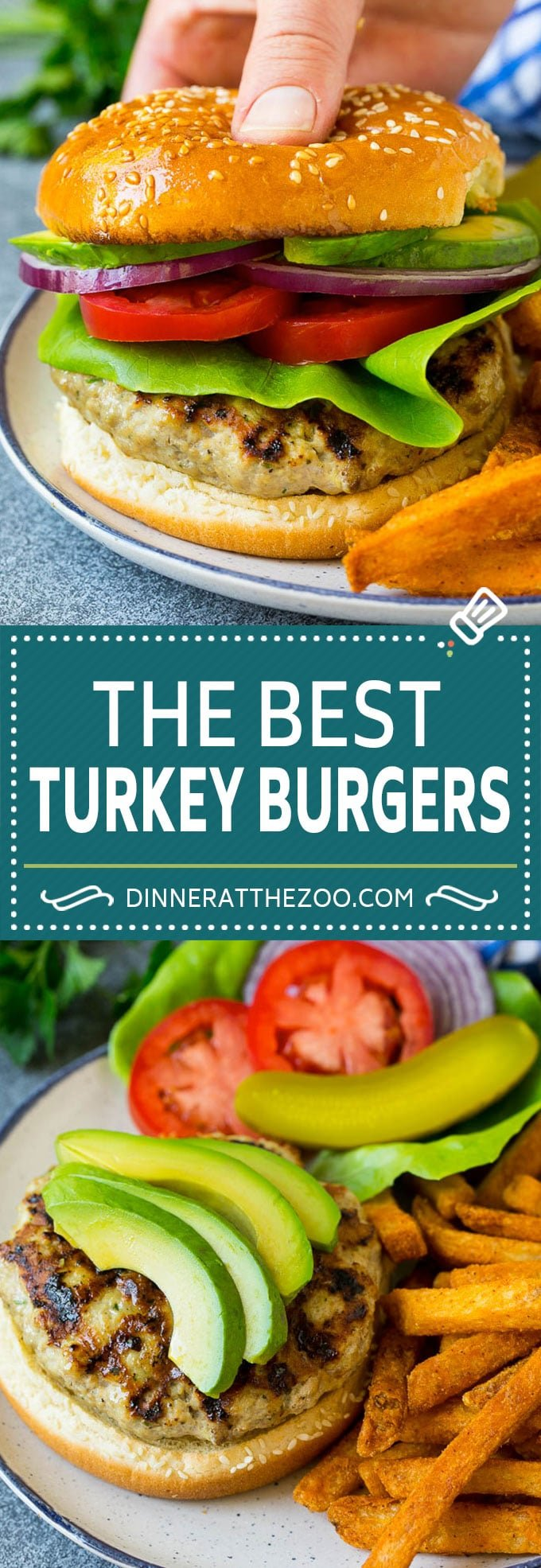 Turkey Burgers Recipe | Grilled Burgers #burger #turkey #dinner #sandwich #dinneratthezoo #grilling