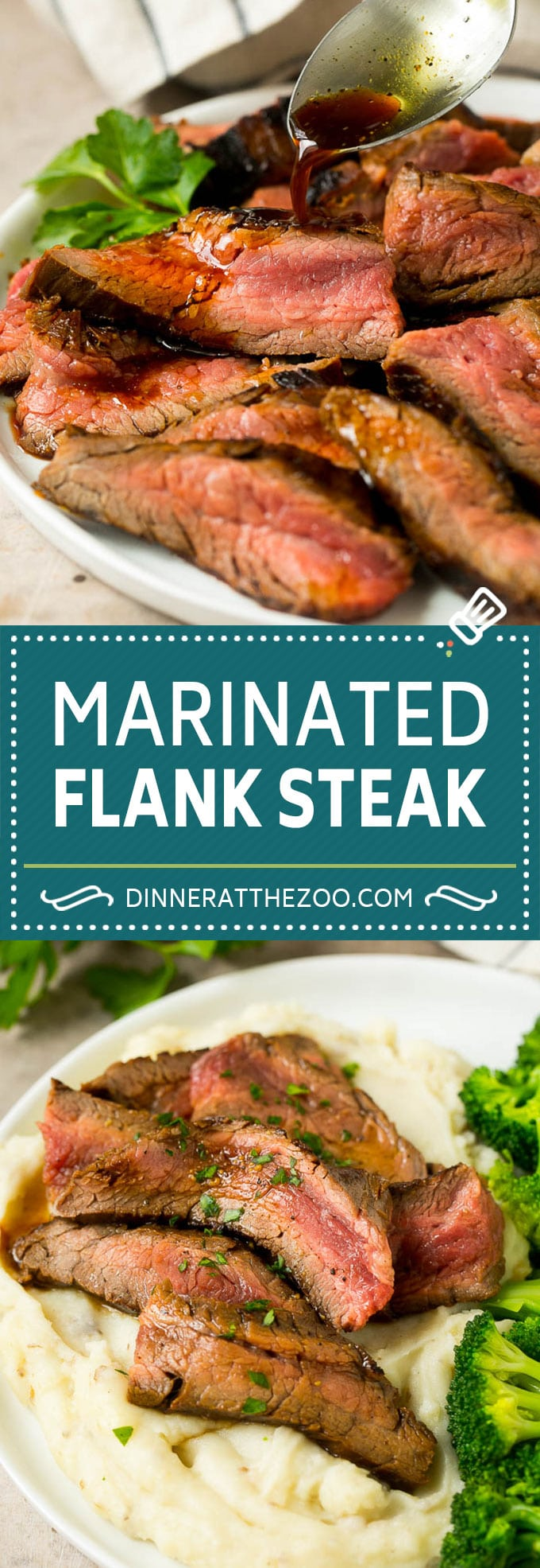 Flank Steak Marinade Recipe | Marinated Flank Steak | Marinated Steak | Steak Marinade #steak #beef #grilling #marinade #dinner #dinneratthezoo