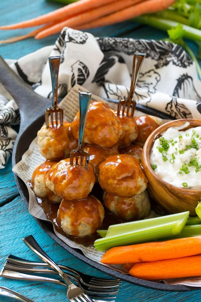 Buffalo Roasted Turkey With Blue Cheese Sauce Recipes — Dishmaps