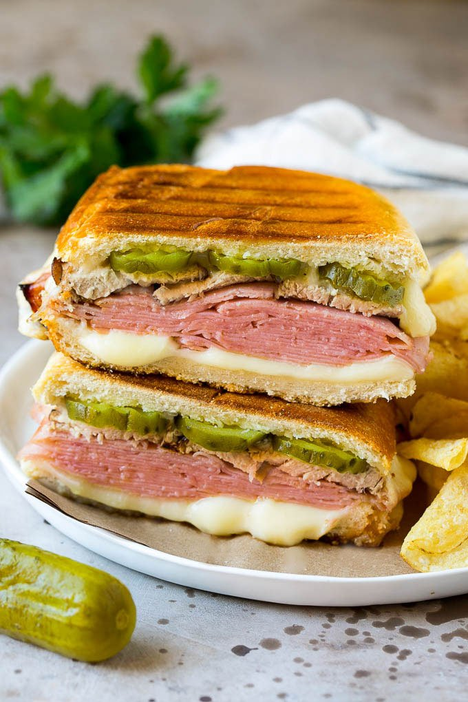 Cuban Sandwich Recipe Dinner At The Zoo