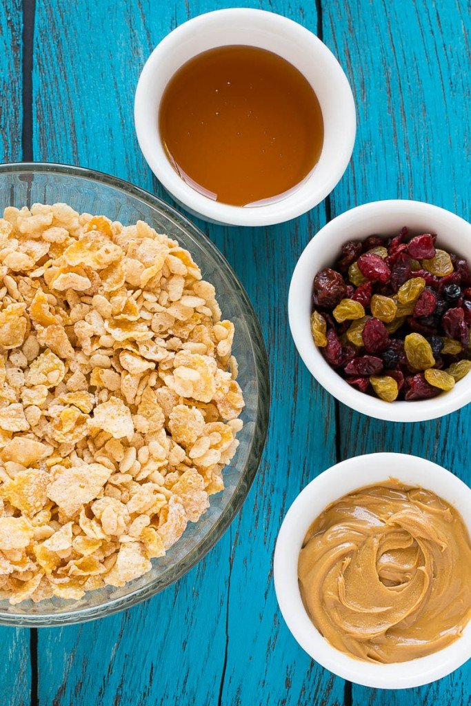 No bake breakfast cereal bars dinner at the zoo this recipe for 5 ingredient no bake cereal bars is the perfect on the ccuart Images