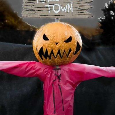 Happy Halloween! Welcome to The Haunt