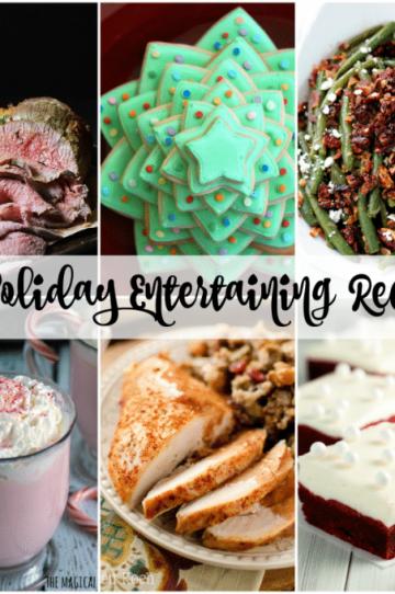 35 Holiday Entertaining Recipes