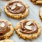 Almond Roca Cookies