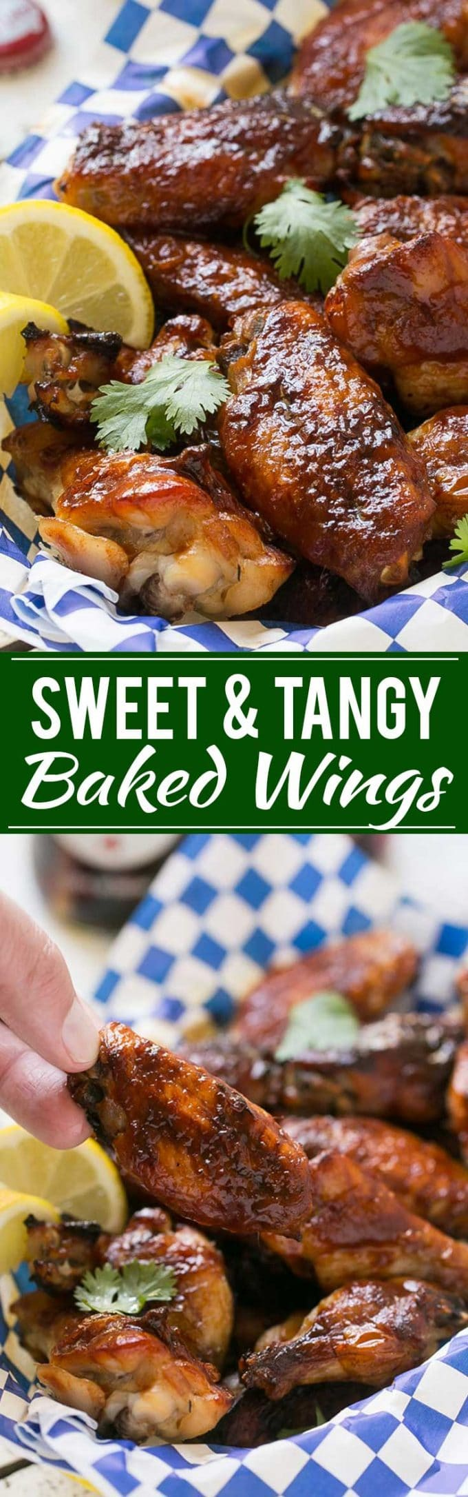 Sweet and Tangy Baked Wings Recipe | Dr. Pepper Chicken Wings | Sweet and Tangy Chicken Wings | Dr. Pepper Wings | Easy Sweet Chicken Wings | BBQ Dr. Pepper Chicken Wings