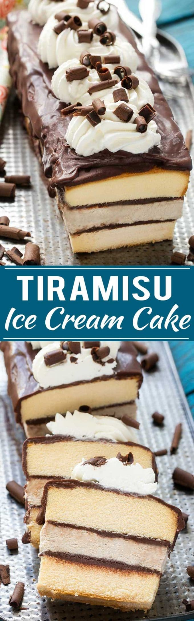 Tiramisu Ice Cream Cake Recipe | Tiramisu Ice Cream Cake | Tiramisu Ice Cream | Tiramisu Cake | Ice Cream Cake