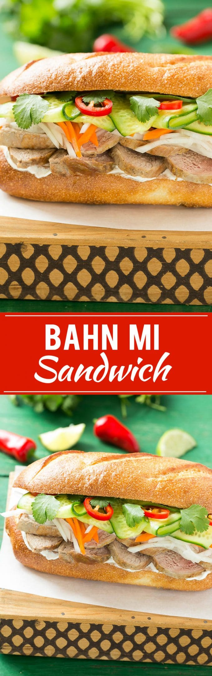 Easy Bahn Mi Sandwich Recipe | Best Bahn Mi Sandwich | Easy Bahn Mi Sandwich | Vietnamese Sandwich Recipe | Easy Vietnamese sandwich | Best Vietnamese sandwich