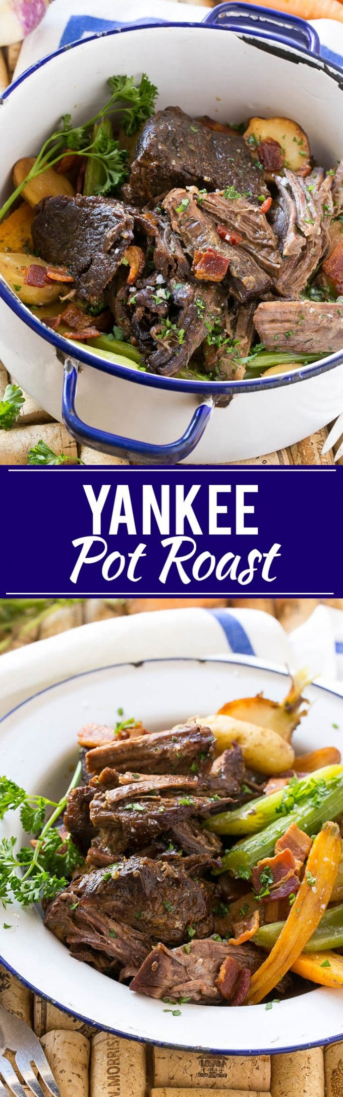 Yankee Pot Roast | Easy Pot Roast #potroast #beef #comfortfood #dinner #dinneratthezoo