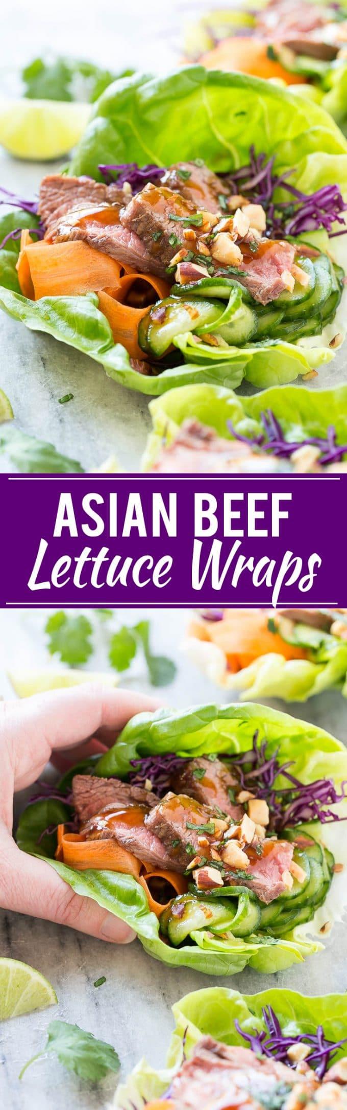 Beef Lettuce Wrap Recipe | Beef Lettuce Wraps | Easy Beef Lettuce Wraps | Best Beef Lettuce Wraps | Asian Beef Lettuce Wraps | Asian Lettuce Wraps