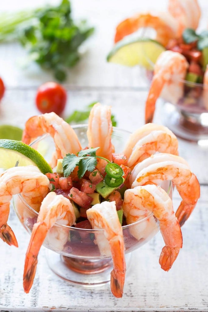 Ecuadoran Shrimp Cocktail (Cóctel De Camarones) Recipe ...