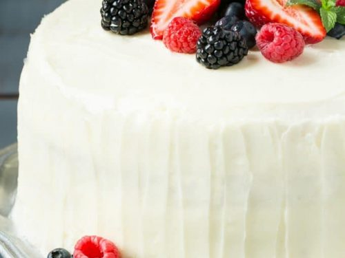 Best chantilly cake recipe