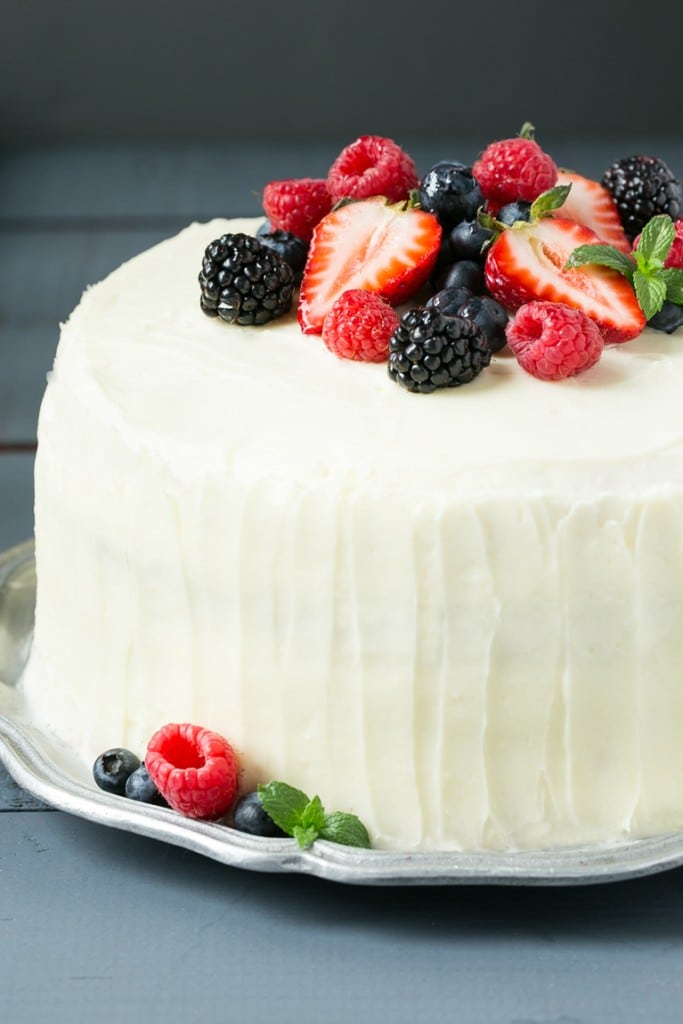 Celebration Fruit Cake Recipe