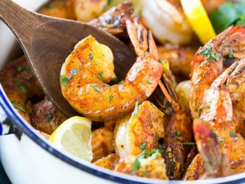 New orleans bbq shrimp dinner at the zoo forumfinder Images