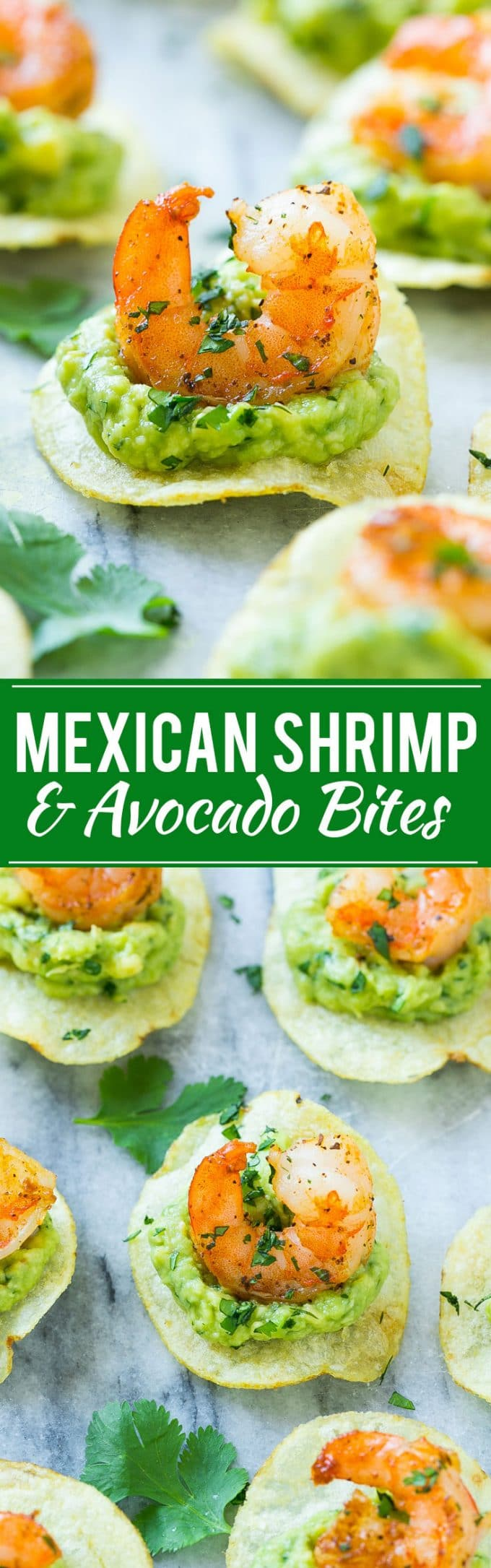 Mexican Shrimp Bites | Shrimp and Avocado Bites | Shrimp Appetizer #shrimp #avocado #appetizer #dinneratthezoo