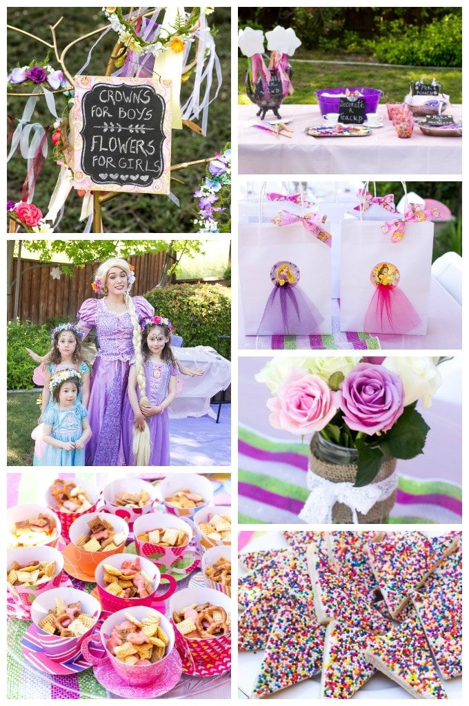 A Princess Tea Party Dinner At The Zoo