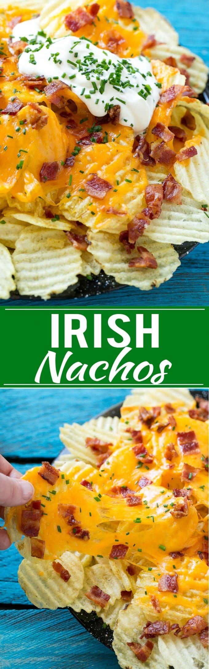how to make irish potato chips