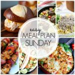 Easy Meal Plan Sunday – Week 53
