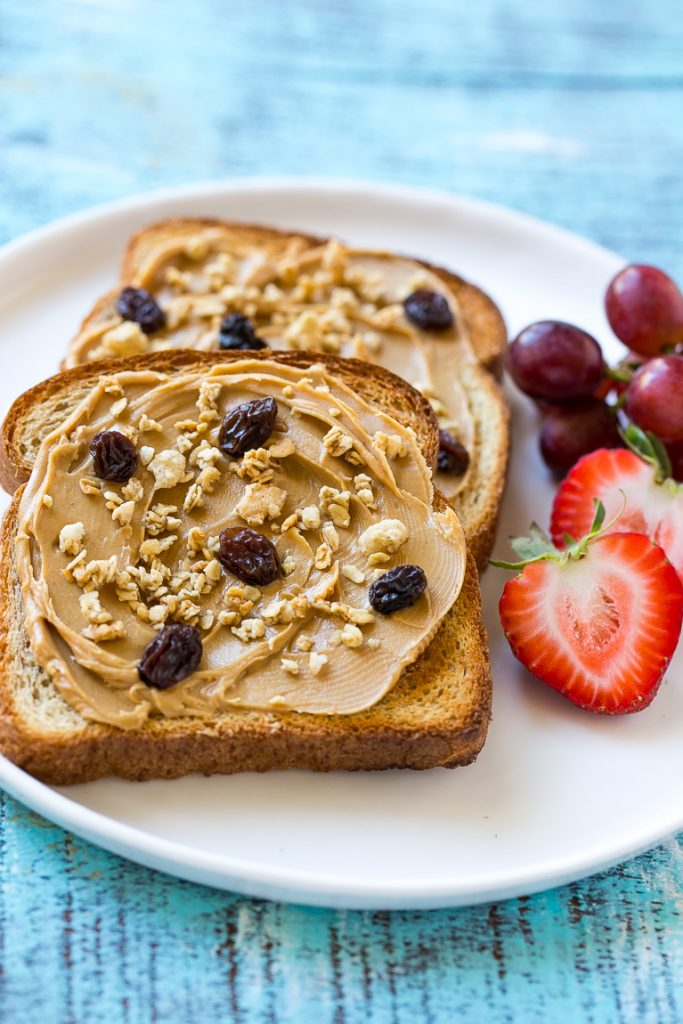 Is breakfast time boring at your house? Snacks the same old thing every day? I've brought some new creativity into meal and snack time with ideas that are both mom and kid approved! #peanutbutterhappy #ad