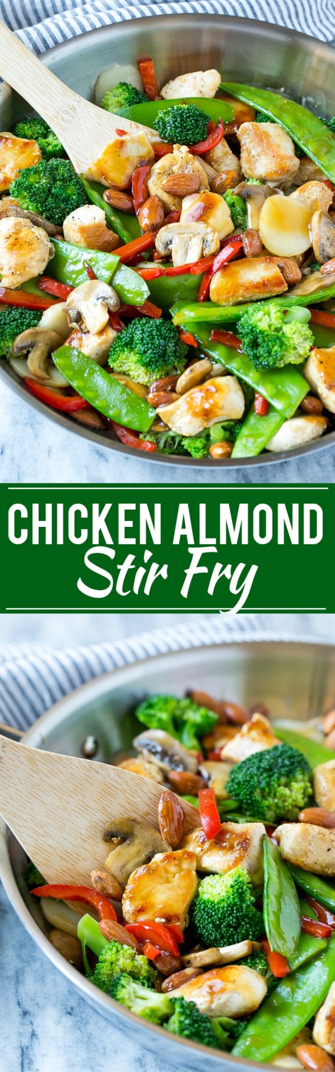 Almond Chicken Stir Fry Recipe | Chicken Almond Ding | Healthy Chicken Recipe | Almond Chicken | Chicken Stir Fry #chicken #stirfry #almonds #veggies #dinner #dinneratthezoo