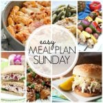 Easy Meal Plan Sunday – Week 59