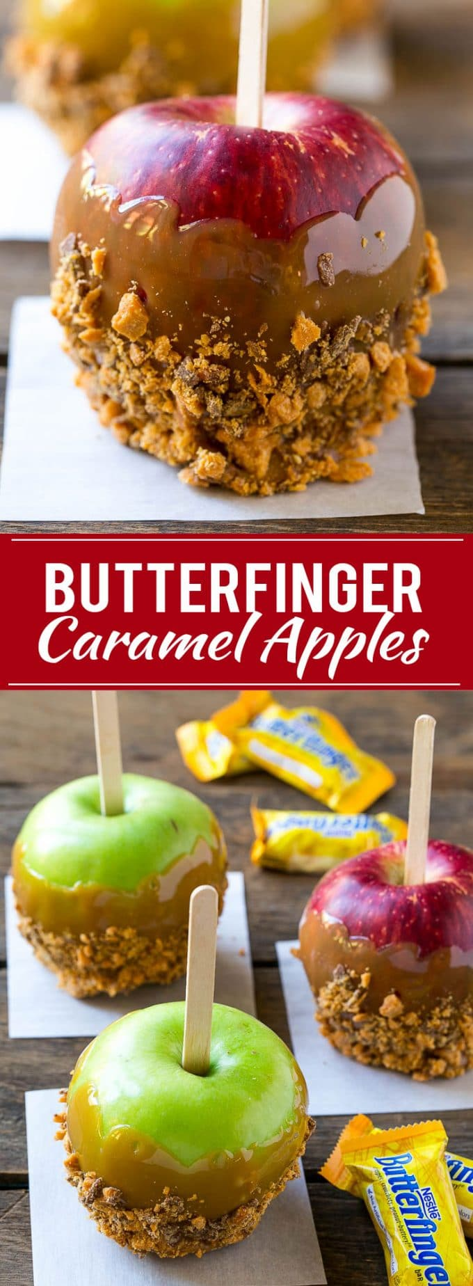 halloween time is almost here and ive got some fun and easy ways to celebrate from 3 ingredient butterfinger caramel apples to spooky bat decorations - Caramel Apple Ideas Halloween