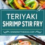 #shrimp #teriyaki #vegetables #stirfry #dinner #dinneratthezoo
