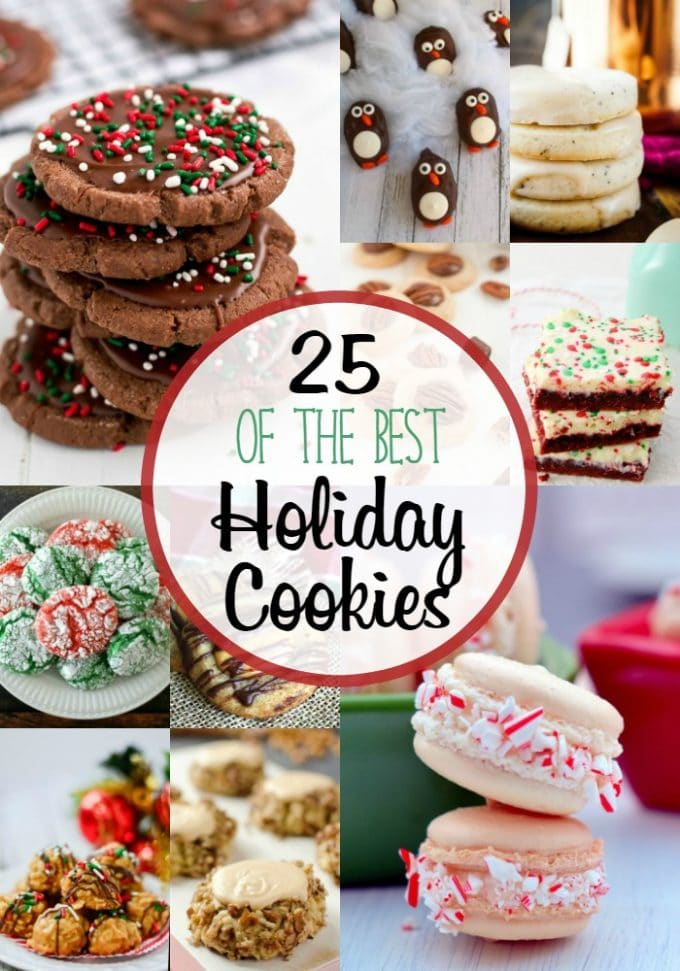 25 of the best holiday cookies - Best Christmas Cookie Recipes
