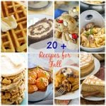 The Best Fall Recipes