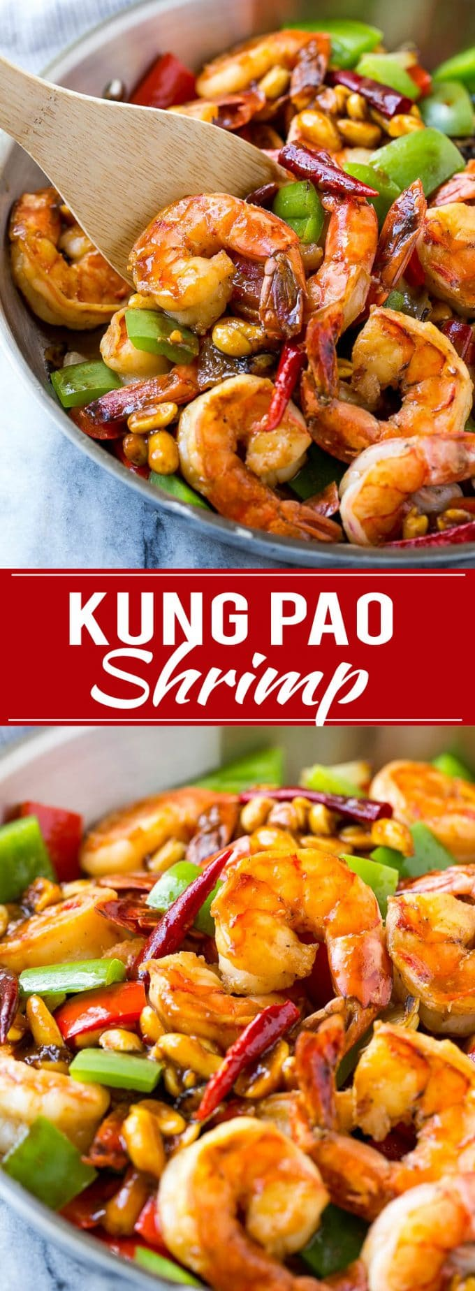 Kung pao shrimp dinner at the zoo What to make with shrimp for dinner