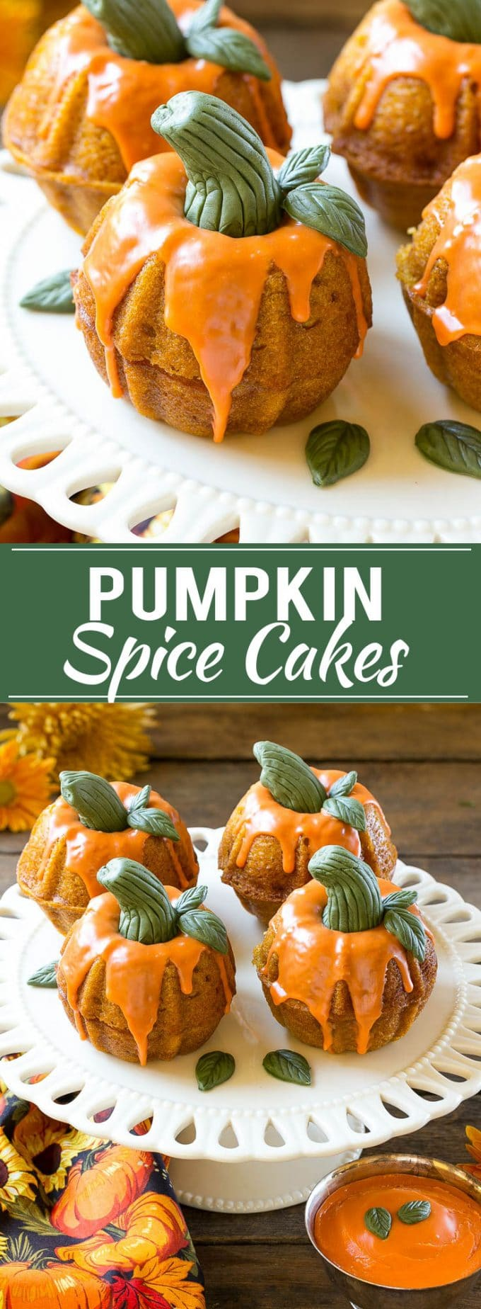 Pumpkin Spice Cake Recipe | Pumpkin Cake | Easy Pumpkin Cake | Thanksgiving Dessert