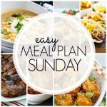 Easy Meal Plan Sunday Week 70
