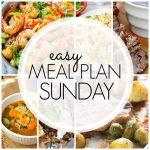 Easy Meal Plan Sunday – Week 76