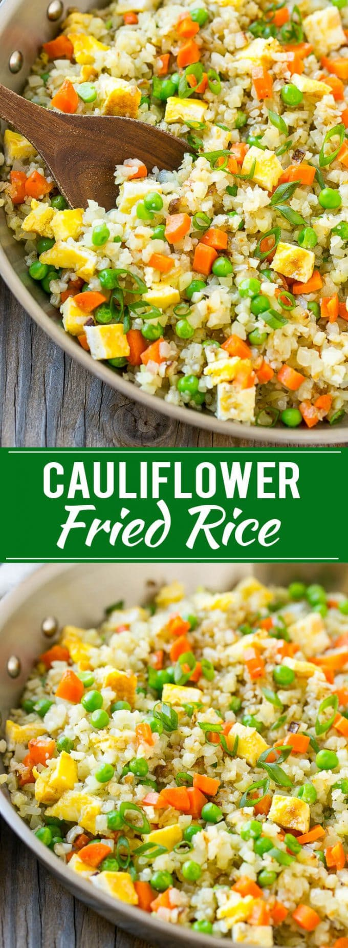 Cauliflower Fried Rice | Cauliflower Rice | Low Carb Rice | Cauliflower Rice Recipe | Cauliflower Recipes #cauliflower #lowcarb #keto #cauliflowerrice #dinner #dinneratthezoo