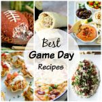 The BEST Game Day Recipes