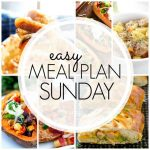 Easy Meal Plan Sunday – Week 79