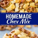 Homemade Chex Mix Recipe | Snack Mix | Party Mix | Chex Mix Recipe