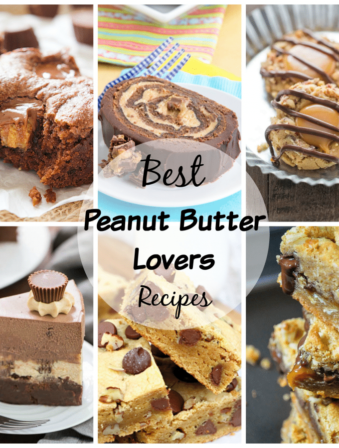 Recipes for Peanut Butter Lovers!