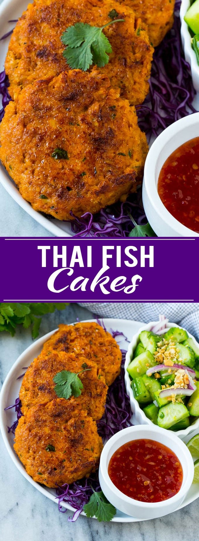 Thai Fish Cakes | Salmon Patties | Thai Food #fish #salmon #thaifood #dinner #dinneratthezoo