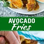 Avocado Fries Recipe | Fried Avocado | Avocado Fritters