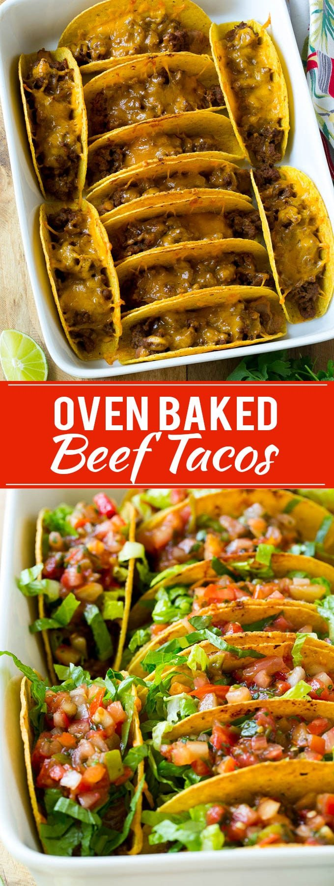 Oven Baked Beef Tacos Recipe | Crispy Beef Tacos | Beef Taco Recipe | Baked Taco Recipe #tacos #beef #groundbeef #beeftacos #tacotuesday #dinner #dinneratthezoo