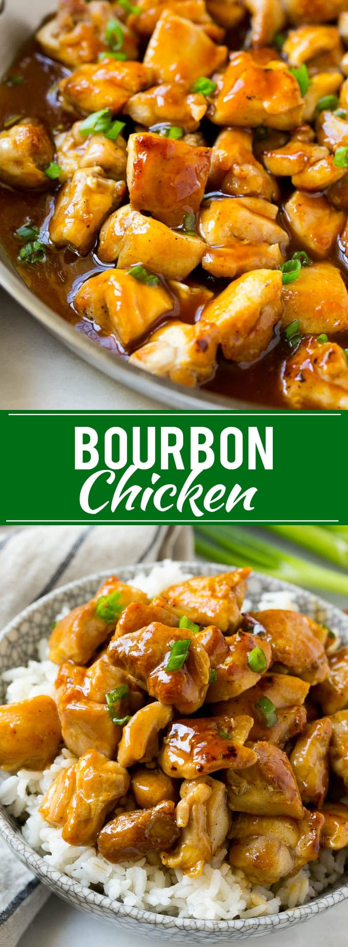 Bourbon Chicken | Sauteed Chicken | Chicken Stir Fry | Easy Chicken Recipe #chicken #dinner #dinneratthezoo