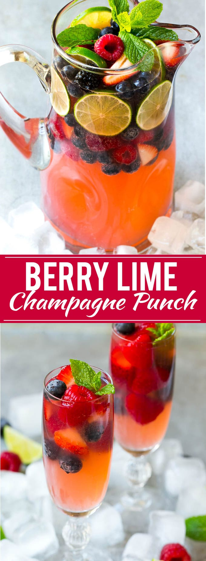 Berry Champagne Punch Recipe | Champagne Cocktail | Lime Cocktail | Berry Punch | Champagne Recipe #champagne #punch #berries #drink #dinneratthezoo