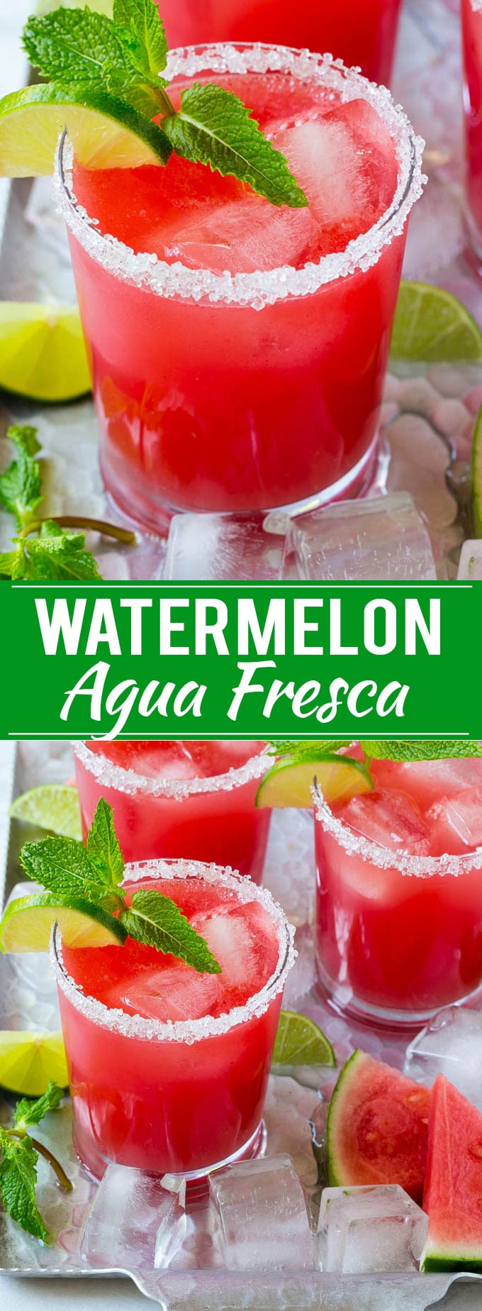 Watermelon Agua Fresca | Watermelon Drink | Agua Fresca Recipe #watermelon #aguafresca #watermelondrink #drink #dinneratthezoo #summer