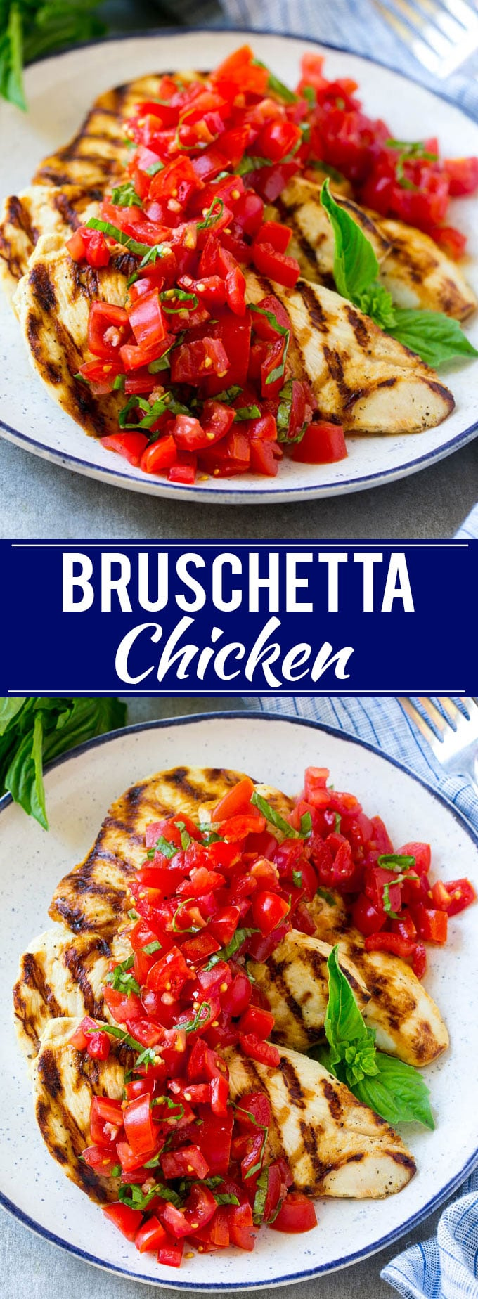 Bruschetta Chicken Recipe | Grilled Chicken Recipe | Chicken Bruschetta | Bruschetta Recipe