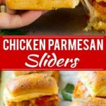 Chicken Parmesan Sliders | Chicken Parmesan Sandwich Recipe | Slider Sandwich Recipe