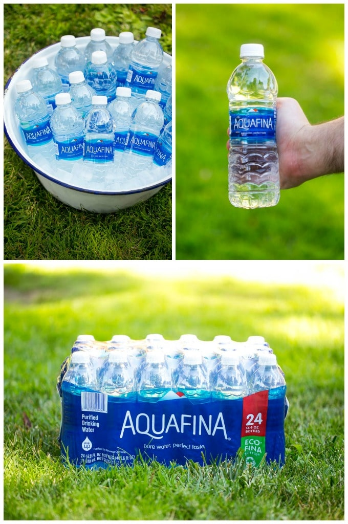 Case of Aquafina Water