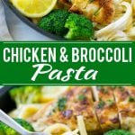 Chicken and Broccoli Pasta Recipe | Creamy Chicken Pasta | Easy Chicken Pasta | Broccoli Pasta