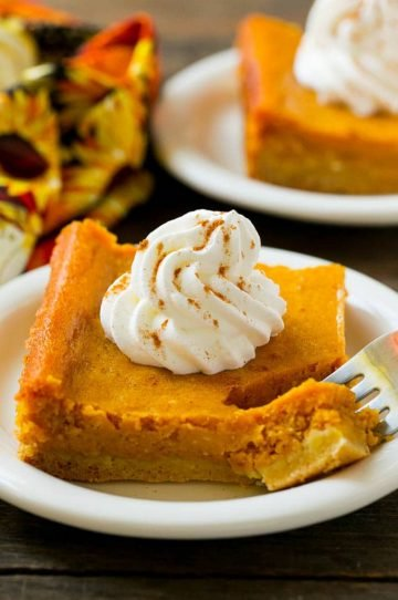 Pumpkin Gooey Butter Cake Dinner At The Zoo